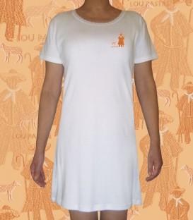 Chemise de nuit santons