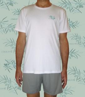 Pyjashort olivier