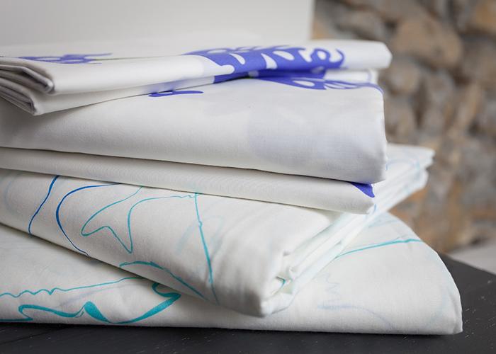 confection linge de lit Linge lit fabrication française   Terracicada confection linge de lit