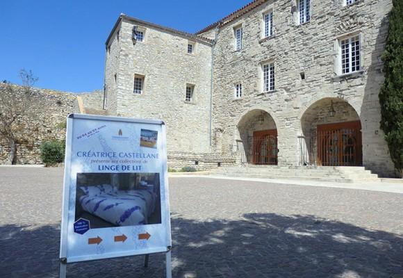 TERRACICADA : Exposition au Castellet